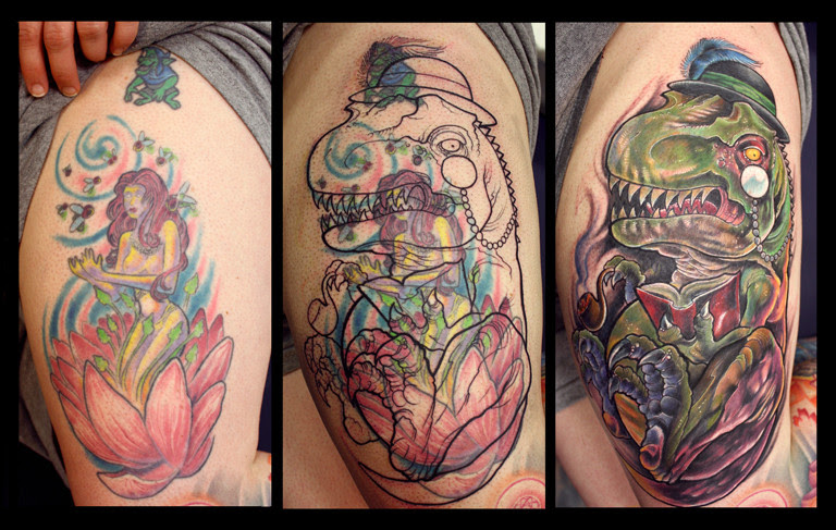 This Is The Best Tattoo Cover Up Ever Imgur Tattoomagz