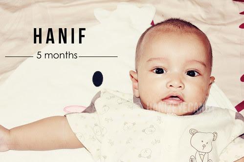 Hanif5months