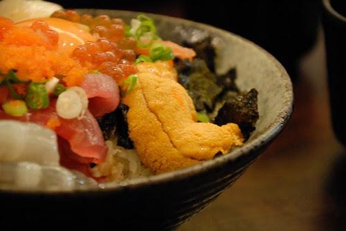 金泰海鮮蓋飯 - 海膽