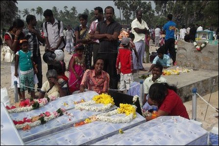 Remembering the victims of 2004 tsunami catastrophe