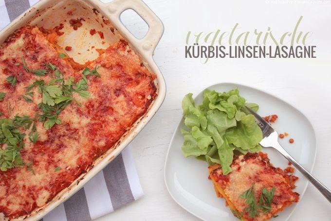 what ina loves vegetarische k rbis linsen lasagne eine biokiste f r euch. Black Bedroom Furniture Sets. Home Design Ideas