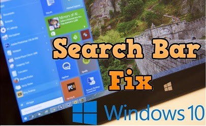 How to Fix Windows Search Bar Not Working