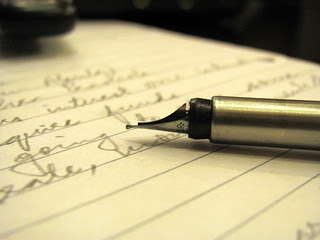 Nothing Beats a Fountain Pen