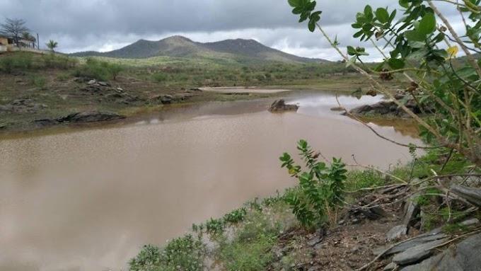 Acumulado de chuvas em Cerro Corá chega a 144mm