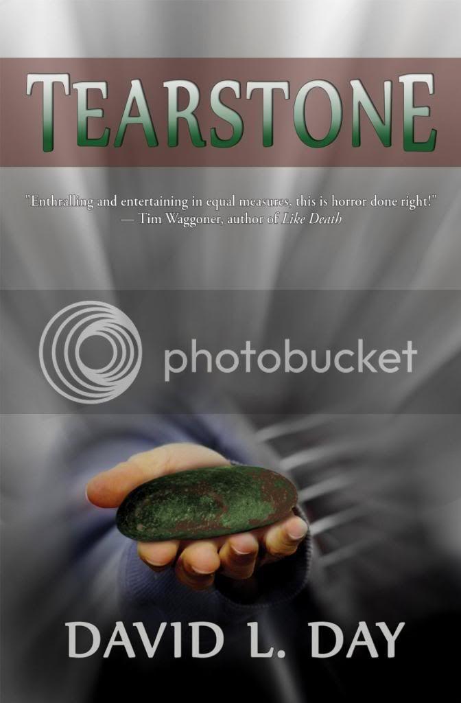 Tearstone by David L. Day