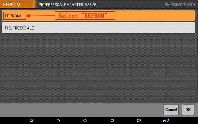 OBDSTAR X300 DP Program Smart Key for BWM FEM BDC (43)
