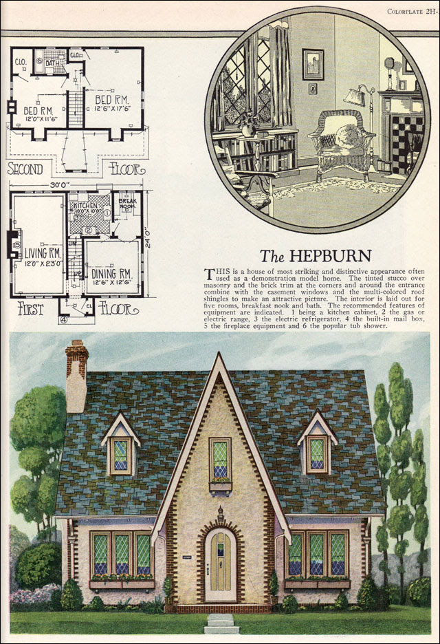 William A. Radford - American Builder - The Hepburn ...