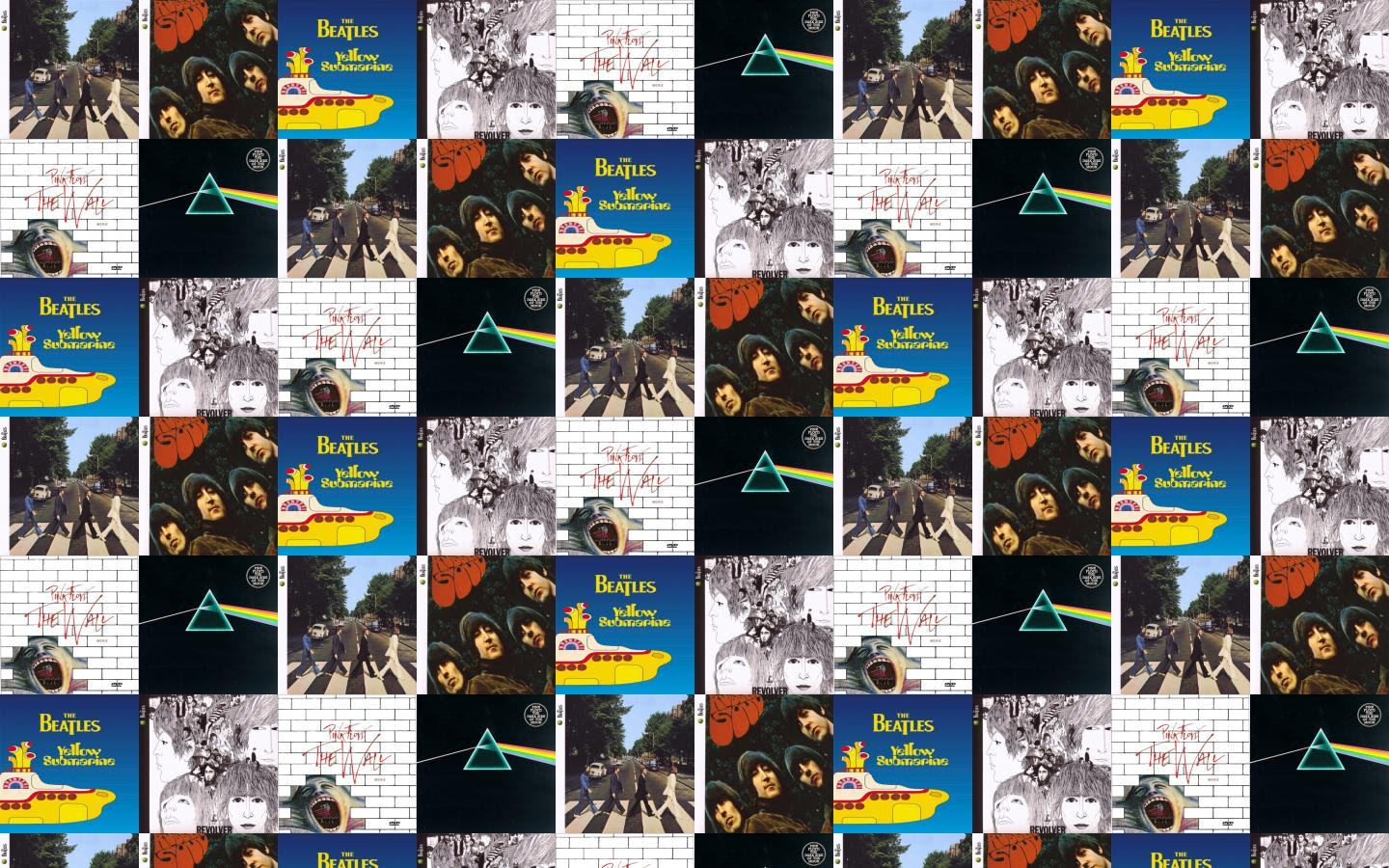 The Beatles Abbey Road Rubber Soul Yellow Submarine Wallpaper