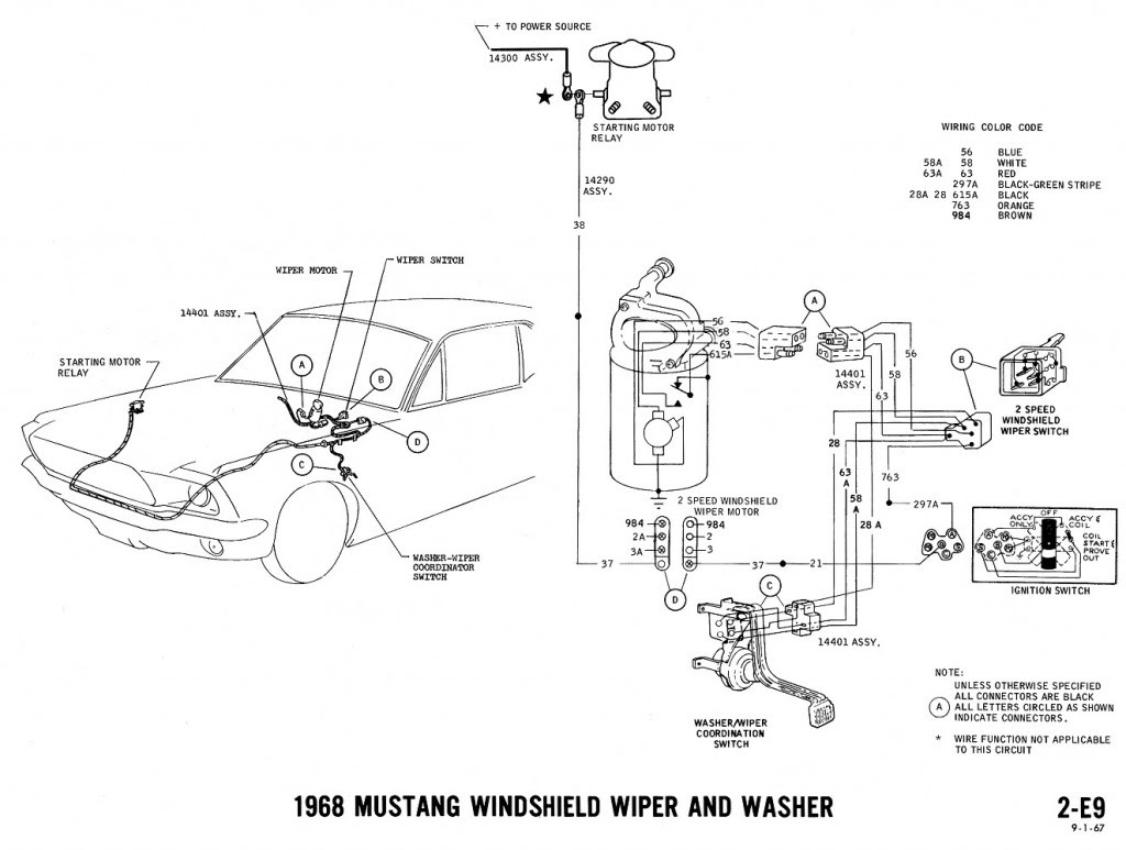 1985 Mustang Wiper Motor Wiring Diagram Wiring Diagram Resource A Resource A Led Illumina It