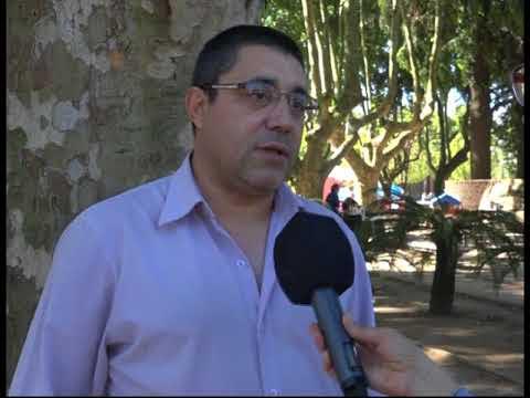 Canal 4 de Bigand entrevistó al Rector del ISE