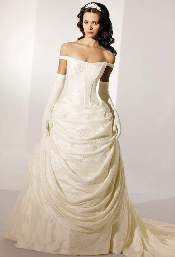Download this Celtic Wedding Dresses... picture