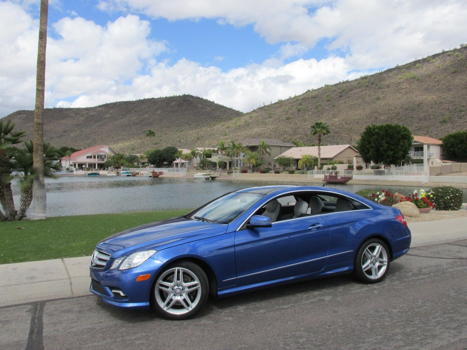 2011 Mercedes-Benz E550 Coupe | German Cars For Sale Blog