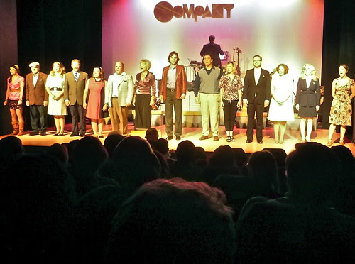 "Shreveport Little Theater, Sondheim's ""Company"" by trudeau"