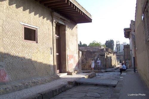 Улицы Эрколано