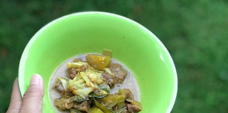 Resep Tongseng Daging Sapi Oleh Ragil Bundaisberry