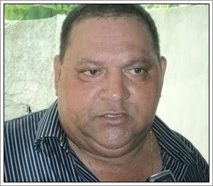 Prefeito Antonio Cândido Santos Ribeiro, o Tim (PRB)