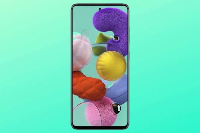 Galaxy A51 Official Renders, Specifications Leak Online Ahead of Launch