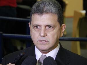 Presidente da Câmara João Rocha