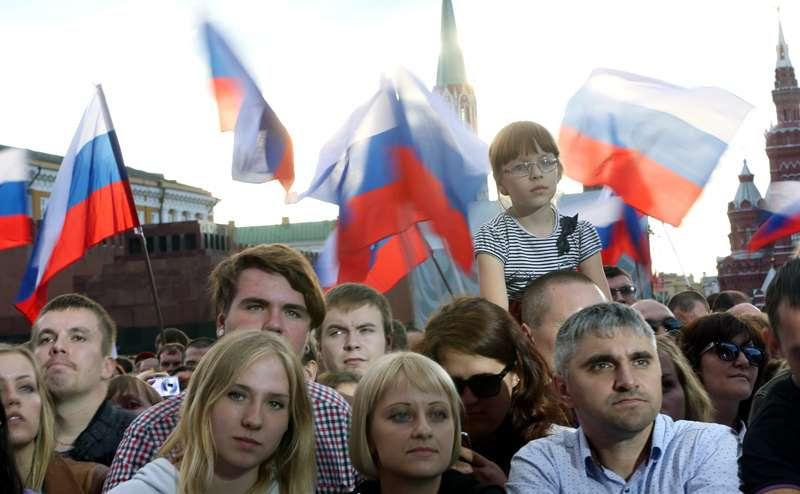 Русский народ должен обрести наконец Родину – Россию