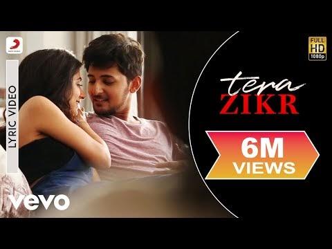 Tera Zikr Lyrics - Darshan Raval - LyricsPro