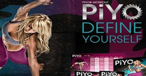 piyo sculpt  impact pilates  yoga type movements