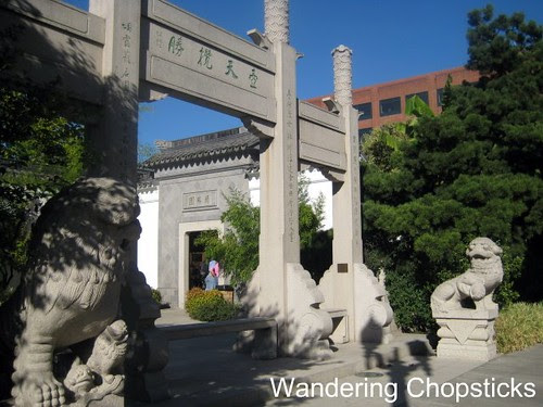 Day 4.12 Lan Su Chinese Garden (Portland Classical Chinese Garden) - Portland - Oregon 1