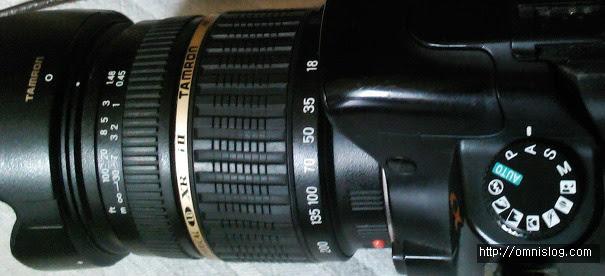 Tamron 18-200mm f/3.5-6.3