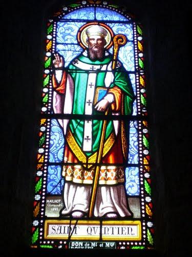 Saint Quintien, évêque († v. 525)