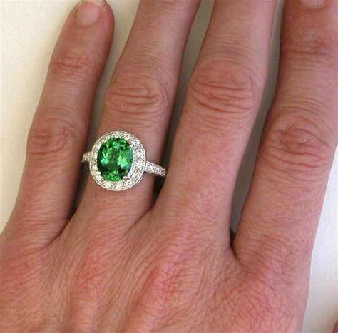 Large Oval Seafoam Green Tourmaline Gemstone Ring (GR 9136)