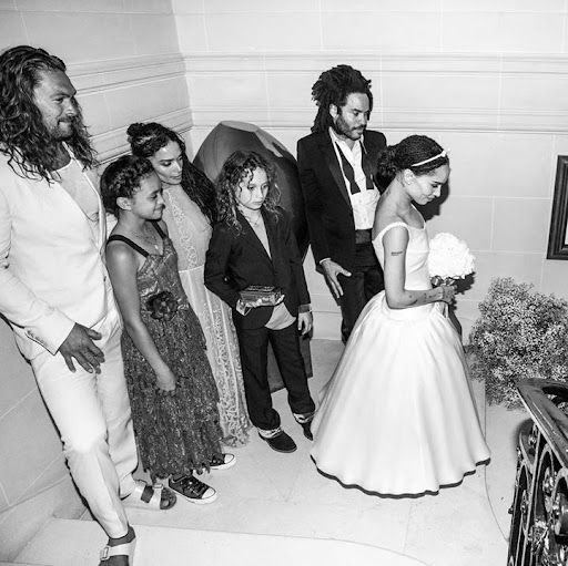 Avatar of The Photos from Zoë Kravitz's Parisian Wedding to Karl Glusman Are a Dream