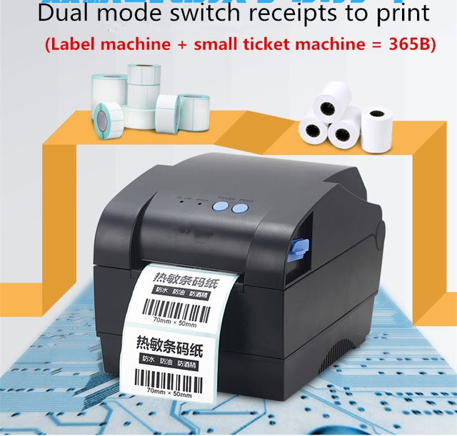 Thermal Printer 80mm: Best Offers Gift Label paper1 NEW
