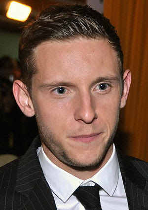 English: Jamie Bell at the Paris premiere of &...