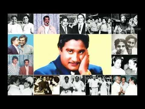 1940ல் இரட்டை வேடத்தில் நடித்தார். தற்போதைய விஜய் அஜித் போல.