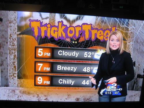 tv garth  october 2011