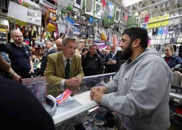 El 'Brexit' seduce a la Inglaterra multicultural