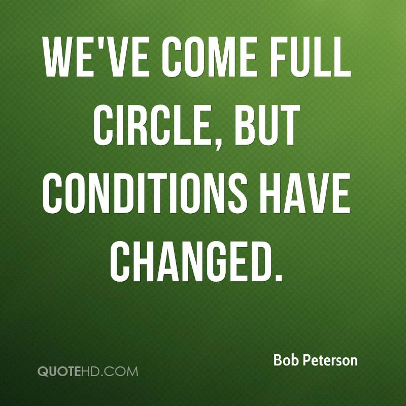 Quotes About Life Full Circle 19 Quotes
