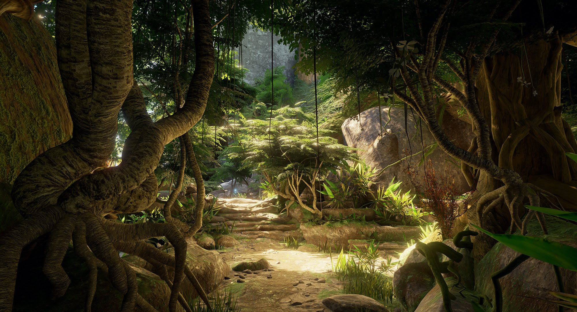 Obduction lands on PS4 this month screenshot
