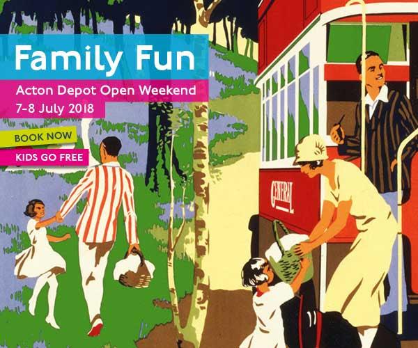 Acton Depot Open Weekend: Family Fun