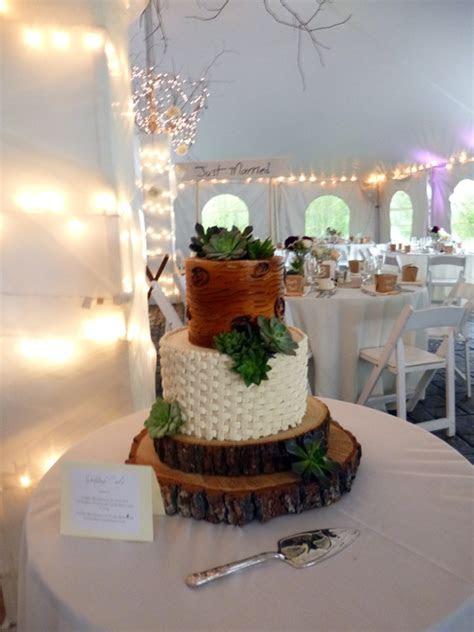 Rustic, Barn, & Nautical Wedding Cakes, Custom Wedding