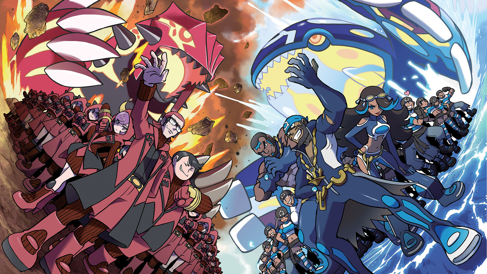 Pokemon Omega Ruby Wallpaper 68 Images