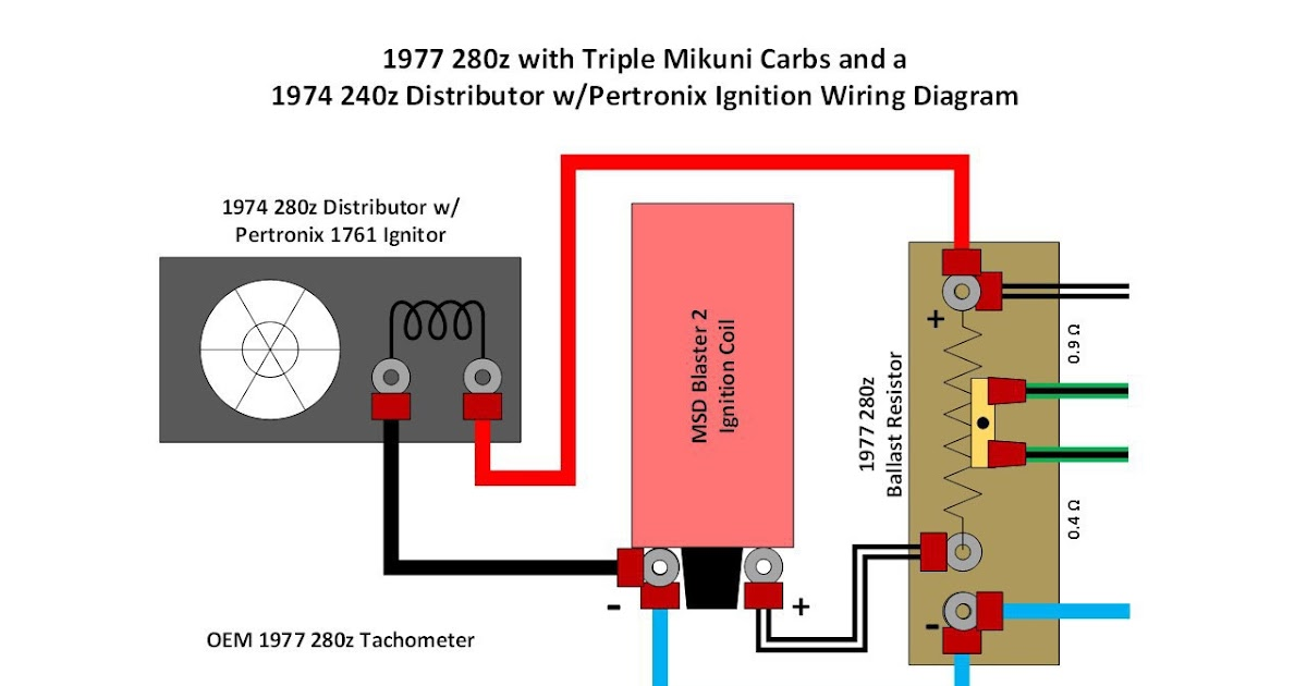 33 Pertronix Ignitor Wiring Diagram