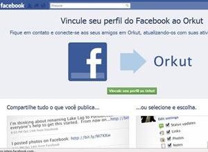 Facebook lança aplicativo que o integra ao Orkut ~ Blogdos ...