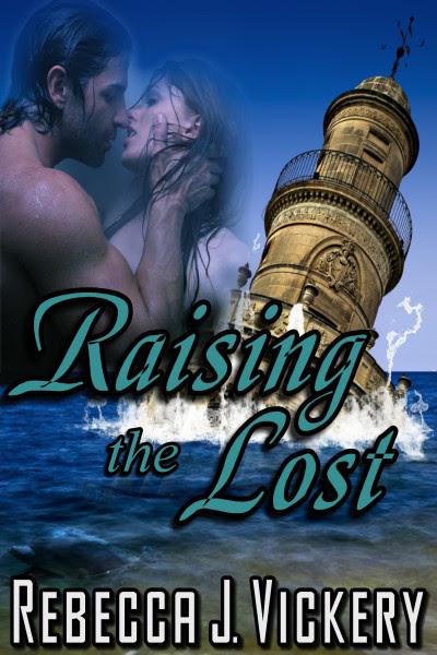 Raising the Lost by Rebecca J Vickery