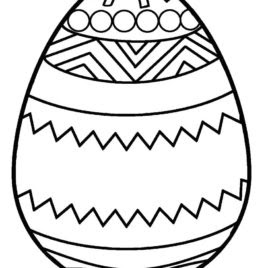 Easter Egg Coloring Pages For Adults at GetColorings.com ...