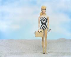 1959 Ponytail Barbie