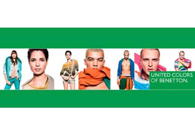 Benetton verse 1,6 million de dollars aux  Textile, habillement