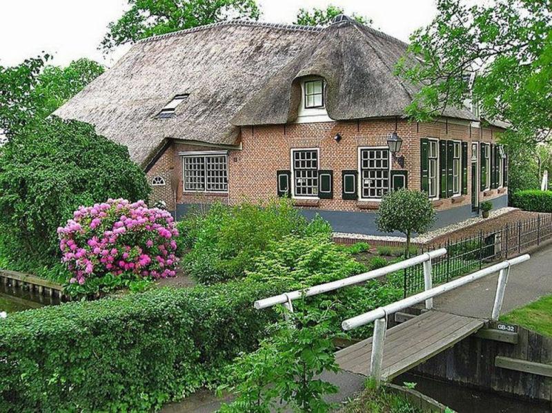Giethoorn, a Veneza rural da Holanda 03