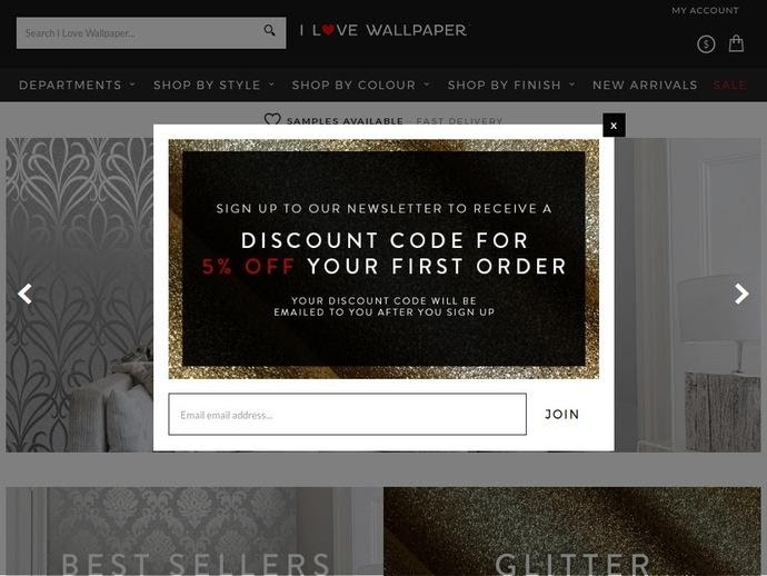 Download Discount Code For I Love Wallpaper Gallery
