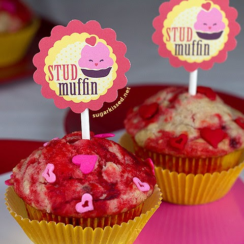 Is It A Cupcake Or A Stud Muffin Cake