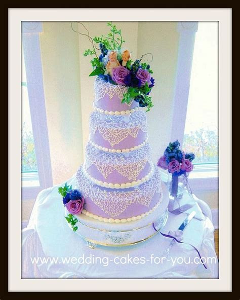 Lavender Frosting Adds A Wonderful Bouquet of Flavor